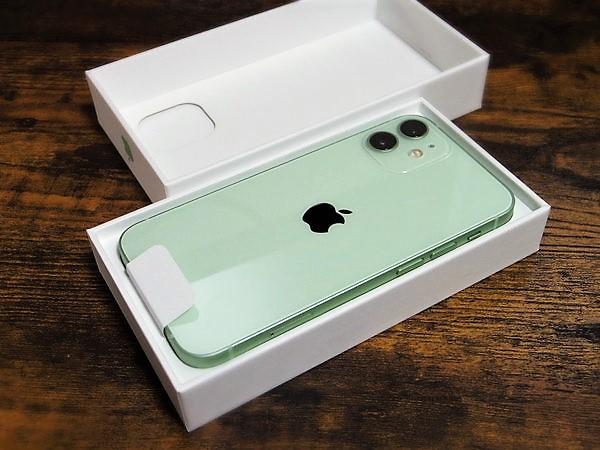 iPhone 12 mini グリーン 128GB